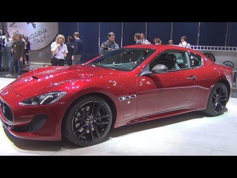 @Maserati #GranTurismo Special Edition 1 of 400 (2017) Exterior and Interior in 3D