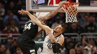 Giannis Bullying NBA Players for 15 Minutes Straight
