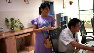 暖心!秋子在家精心炒了几道菜给繁忙的的老公送去,太有爱了