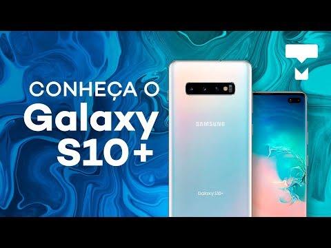 Samsung Galaxy S10+: Unboxing e apresentação – TecMundo