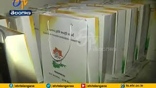 Congress Distributes Special Kits For Candidates..
