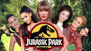 Celebrities in Jurassic Park (Part 1)