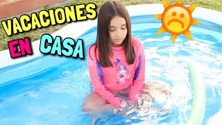 VACACIONES EN CASA! - Gibby :)