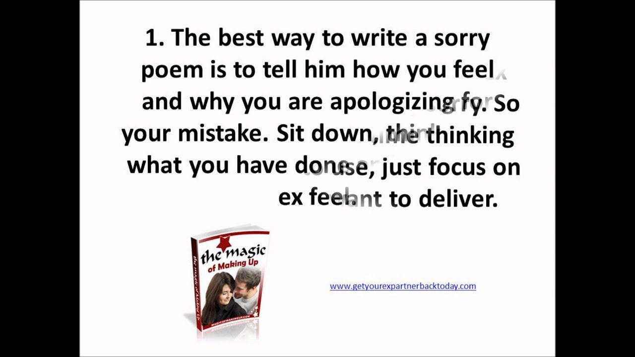 2020 Other | Images: Im Sorry Poems For A Girlfriend