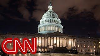 Government will shutdown at midnight