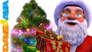 🎁 Christmas Songs   Nursery Rhymes and Baby Songs by Dave and Ava  🎁