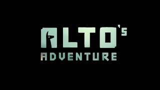 Alto's Adventure - Teaser Trailer