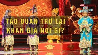 TÁO QUÂN  2021 TRỞ LẠI: KHÁN GIẢ NÓI GÌ? | Báo Pháp luật Việt Nam mới nhất