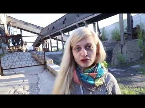Христя Венгринюк про Донбас: Тут треба бути