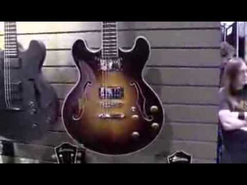 EASTMAN GUITARS - NAMM 2014 - TMNtv Booth Tour