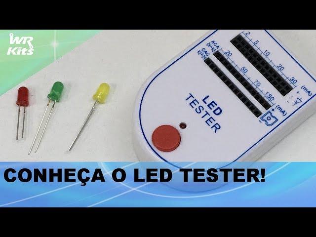 CONHEÇA O LED TESTER