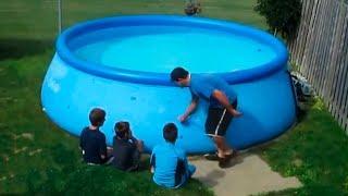 Quando de repente rasgam a piscina...#3
