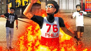 DRIPPIEST OUTFITS ON NBA 2K20! LOOK LIKE A CHEESER! (VOL. 56)