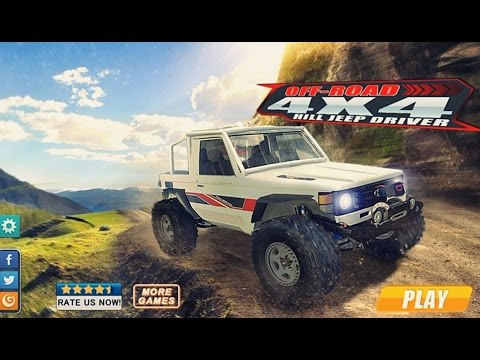 Off road 4x4: Hill jeep driver for Android - Download APK free