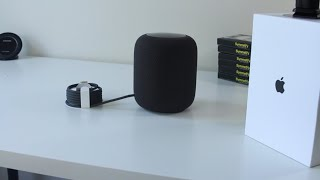 Apple HomePod Unboxing & First Impression