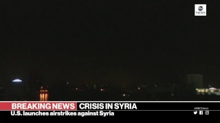 President Trump orders airstrikes against Syria  | ABC News Special Report