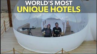 World's Most Unique Hotels