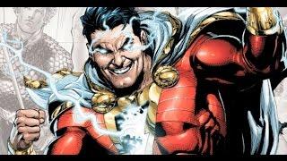AMC Movie Talk – SHAZAM Not A Part Of The DC Cinematic Universe?