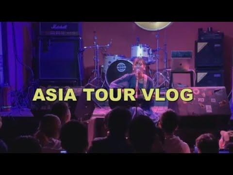 辻詩音初のアジアツアーを一緒に振り返ろう!  Vol.1
