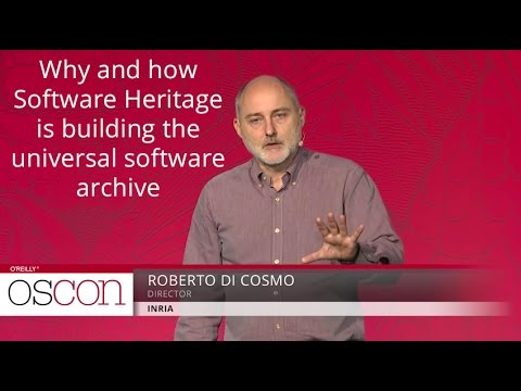 Why and how Software Heritage is building the Universal Software Archive