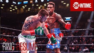 RING RESUME: Jermall Charlo | Part 2 | Charlo vs. Derevyancenko | Sept. 26 on SHOWTIME PPV