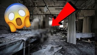 YouTuber Finds Something SCARY At Abandoned Hospital In South Korea
