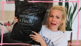 Abercrombie Try-On Haul (Petite line, bathing suits, & more!)