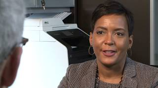 Atlanta Mayor-elect Keisha Lance Bottoms speaks about 'Keisha' and her 849 unread text messages
