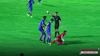 Bất ngờ với các màn tấn công 'nhanh như chớp' của đội tuyển U22 Việt Nam