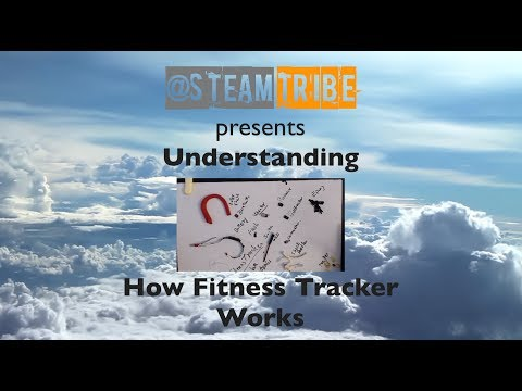 Understanding How Fitness Tracker Works via @SciThinkers #STEM #STEAM