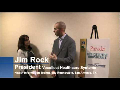 2011 Health Information Technology Roundtable - Jim Rock Interview