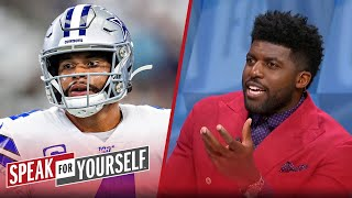 This is a 'do or die' year for Dak, talks AB walking away from NFL — Acho | NFL | SPEAK FOR YOURSELF