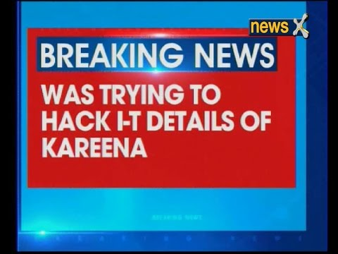 Man arrested for attempting to hack Kareena Kapoor Khan's IT account