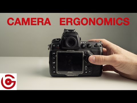 Camera ERGONOMICS: What to look for in a new camera