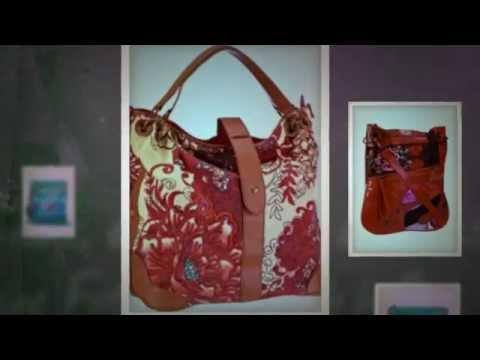 Bolsos de moda Desigual #iwearchic Primavera 2013