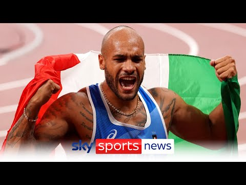 Lamont Marcell Jacobs wins 100m gold for Italy as Duncan Scott sets new GB medal record