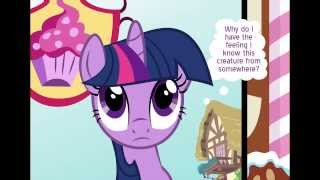 My little pony - The six winged serpent - part 4