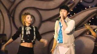 [LIVE] Paran(파란) - That Girl And I(그녀와 난) @ Dream Concert 2007