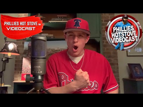 Phillies Defeat Tigers 6-4 | Luke Williams Is On Fire! | ST Game 10 | Phils Hot Stove V-Cast