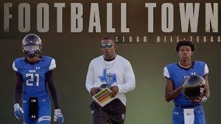 Trinity: Coaching Sons' Team is Deion Sanders Calling | Football Town