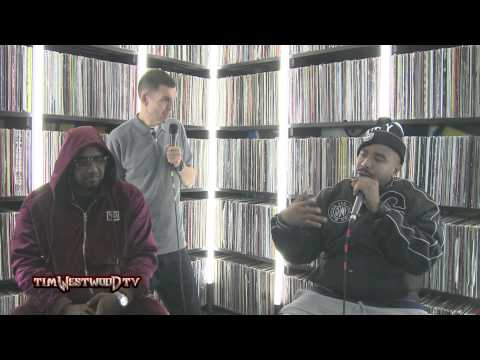 WestwoodTV - Capone N Noreaga on New York, Music, Pharrell, And Old School Days