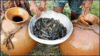 Bắt Cá Độc Nhất Vô Nhị Từ Trước Đến Nay | Bẫy Cá Bằng Lu Chưa Từng Thấy Bao Giờ - Food Channnel