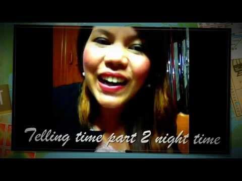 Thai language lesson - Telling Time In Thai part 2