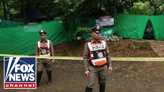 Cave rescue operations paused after at least four rescued