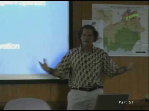 Peter Brosius part 5 – Advancing conservation in a social context: Working in a world of trade-offs