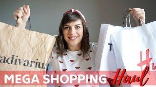 Mega Shopping Haul: Stradivarius, H&M, Tezenis etc... | NurseLinda87