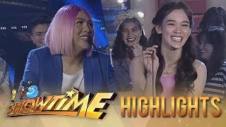 "It's Showtime PUROKatatawanan: ""Ate Girl"" Jackque wins over Vice"