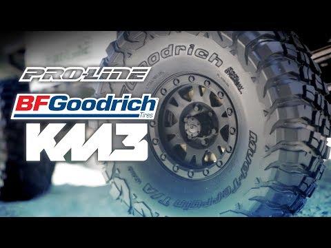 BFGoodrich Mud-Terrain T/A KM3 tire for RC vehicles