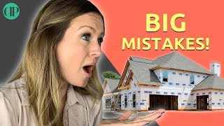 7 HUGE New Home Building Mistakes to Avoid!