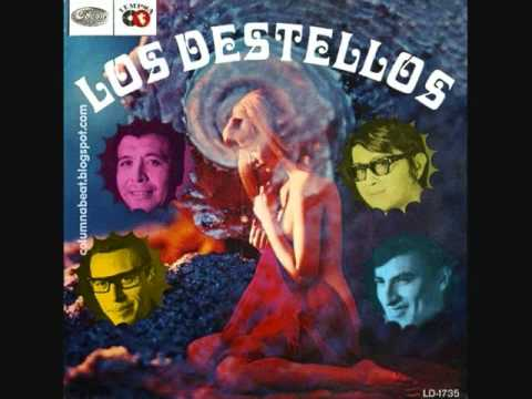 Los Destellos  -  Muchachita Celosa